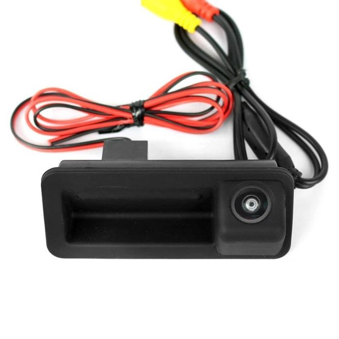 Camera marsarier Ford Mondeo MK4,AHD ,Ford Focus 2 dedicata pe maner Navodari - imagine 1