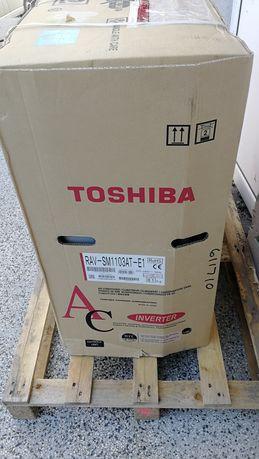 Нова термопомпа Тошиба 10KW