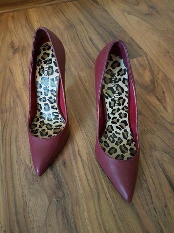 Pantofi piele Victoria Secret 35