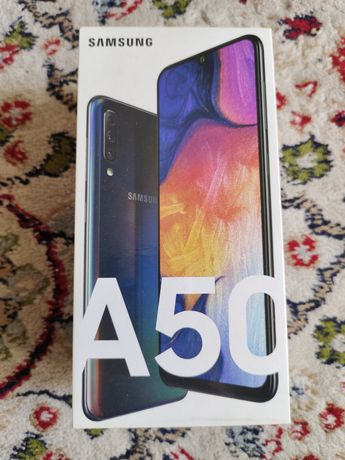 Samsung galaxy A50 128G Ram 6 4G LTE 4000 mah Battery доставка есть