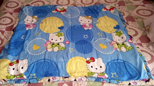 Детское одеяло очень тёплое