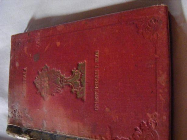 Carte veche religioasa,RONDUEALA,Gherghisan I.Ilie 1931,Infigerea cruc