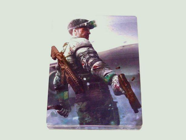 Steelbook Splinter Cell Blacklist ,preorder edition, de colectie