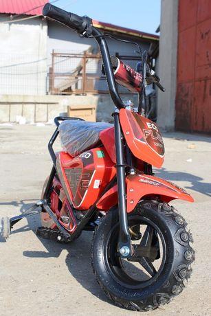 Motocicleta electrica pentru copii NITRO ECO Flee 250W #RED