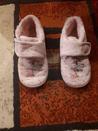 Papuci casa imblaniti Next marimea 11