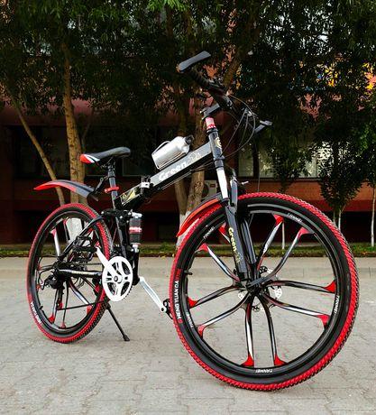 СИЯЙ! Складные Велосипеды на Литых Дисках, Велики на Титане, Рассрочка