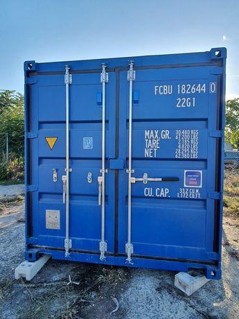 Морски контейнери-НОВ