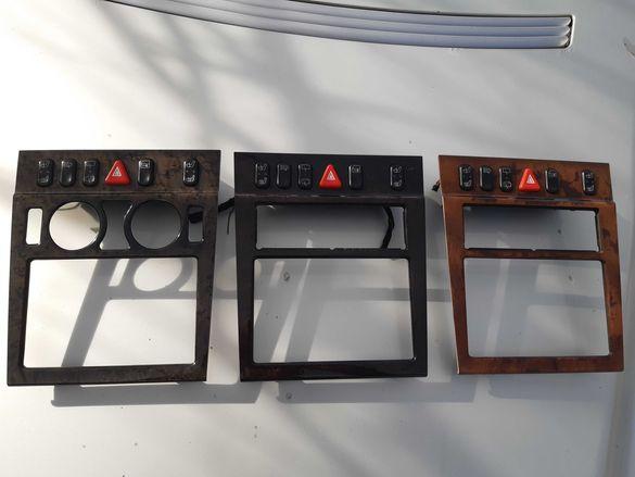 Махагонови панели Мерцедес W210