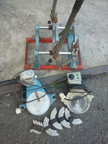 продам апарат для сварки пхв труб диаметром 40 до 160мм
