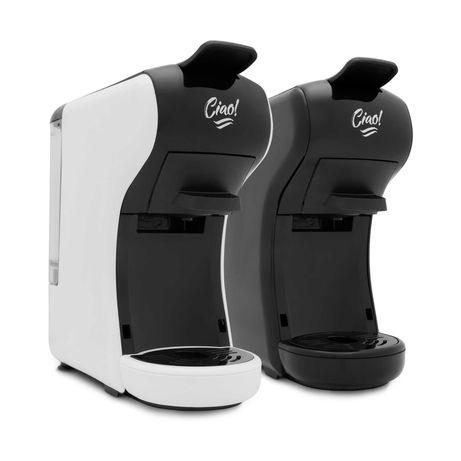 Нови мултикапсулни кафе машини CIAO – Неспресо, мляно кафе и дозети.