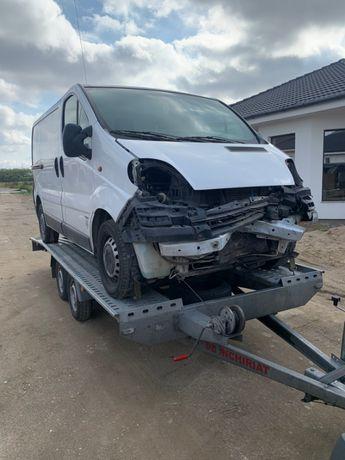 Dezmembrez Opel Vivaro/Renault Trafic MOTOR/CUTIE/ ALTE ACESORII