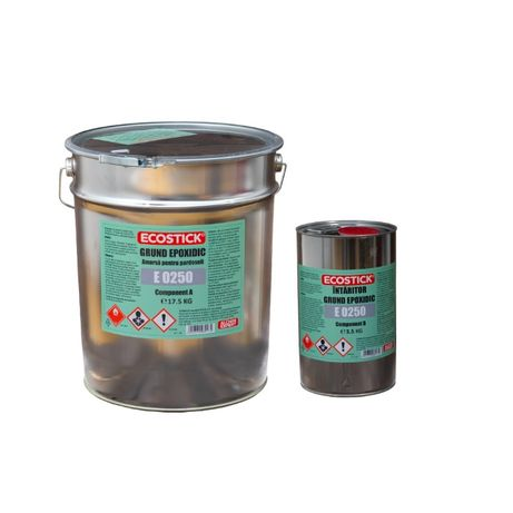 Grund/Amorsa Epoxidica ECOSTICK™ bicomponenta 21 KG
