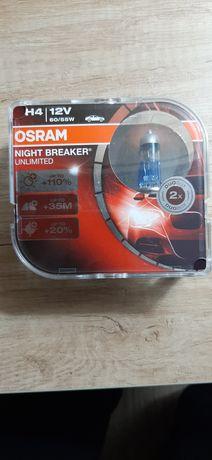 Set becuri Osram Nightbreaker