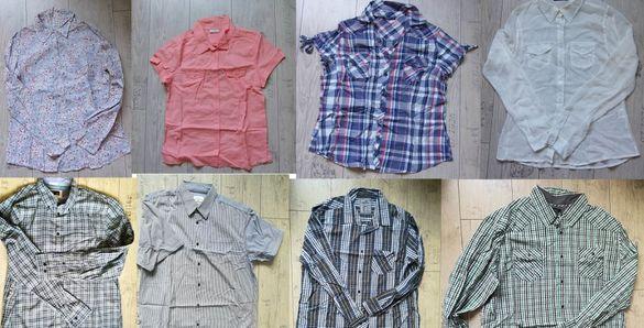 Микс от 66 бройки мъжки и дамски дрехи втора употреба Екстра качество