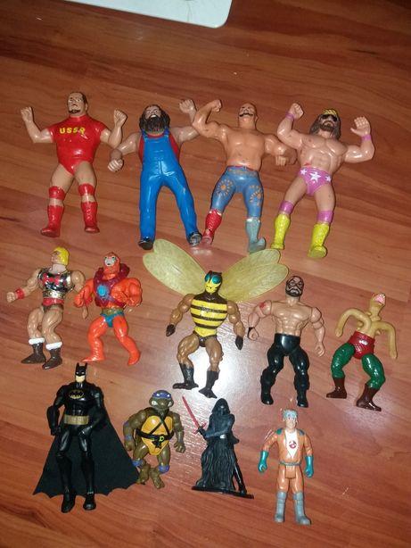 Personaje omuleti vechi Mattel Titan Sports anii 80