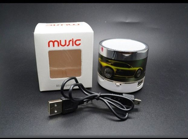 Boxa Bluetooth stereo S10 Mini Car LED
