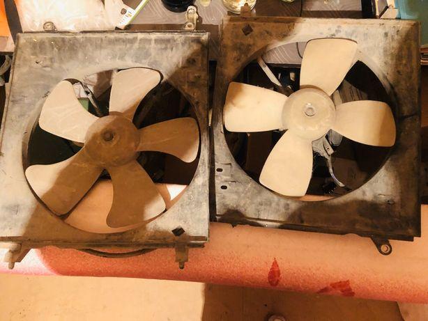Вентилятор на toyota camry xv 20
