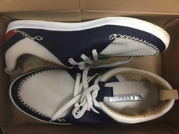 Adidas SLVR мъжки летни обувки - естествена кожа