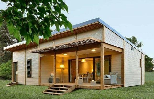 Facem container modulare tip casa