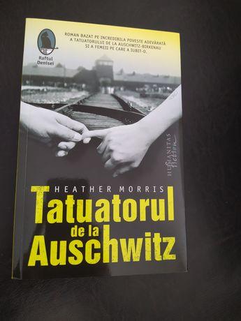 {Tatuatorul de la Auschwitz} - Heather Morris