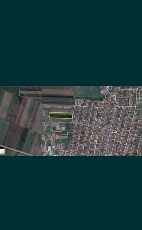 3.4 ha Teren intravilan Mihail Kogalniceanu,zona str.Panduri