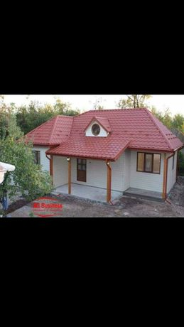 Vand casa pe structura metalică