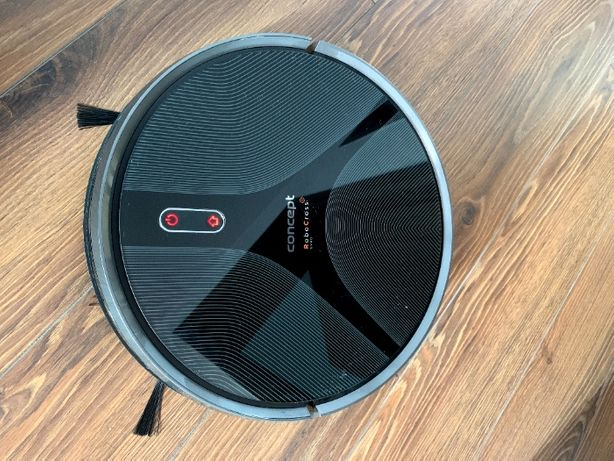 Robot de aspirare Concept VR2110, Ca nou, Garantie