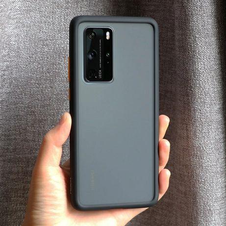 Цветен Кейс Rock за Huawei P40 Pro Супер Защита