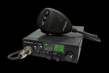 Версия 2021г. Радиостанция (рация)  OPTIM 270