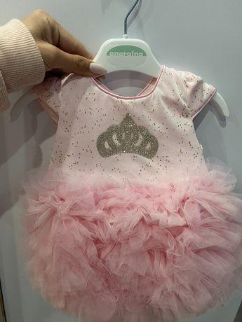 Прекрасна бебешка рокличка