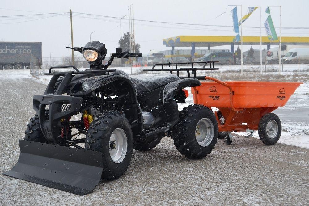 ATV NITRO 150cc Mega-Grizzly roti 10, cutie autoamta, Import Germania