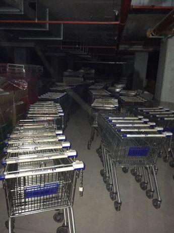 Пазарна количка за хранителни и комунални стоки
