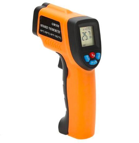 Пирометр (Для измерения температуры) бесконтактный Новый.