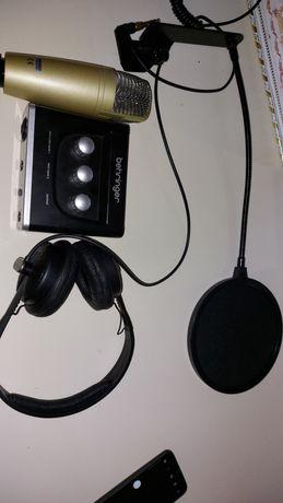 Продам профессиональную студию звукозаписи/Не пользовались!