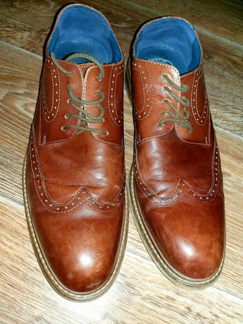 Продам кожаные германские туфли