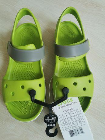 Sandale copii CROCS, noi