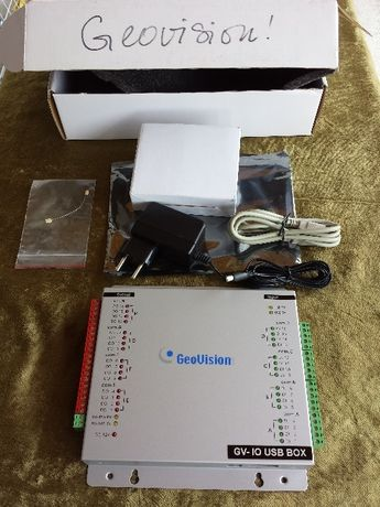 GV - IO-USB - Box
