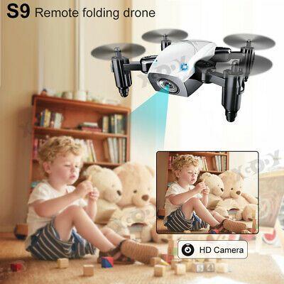 Дрон S9 RC quadcopterс с камера за видеонаблюдение и селфи снимки