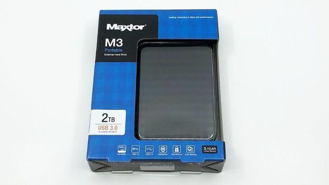 """Hard Disk extern Maxtor 2TB 2000GB USB, 2.5"""". Nou sigilat."""