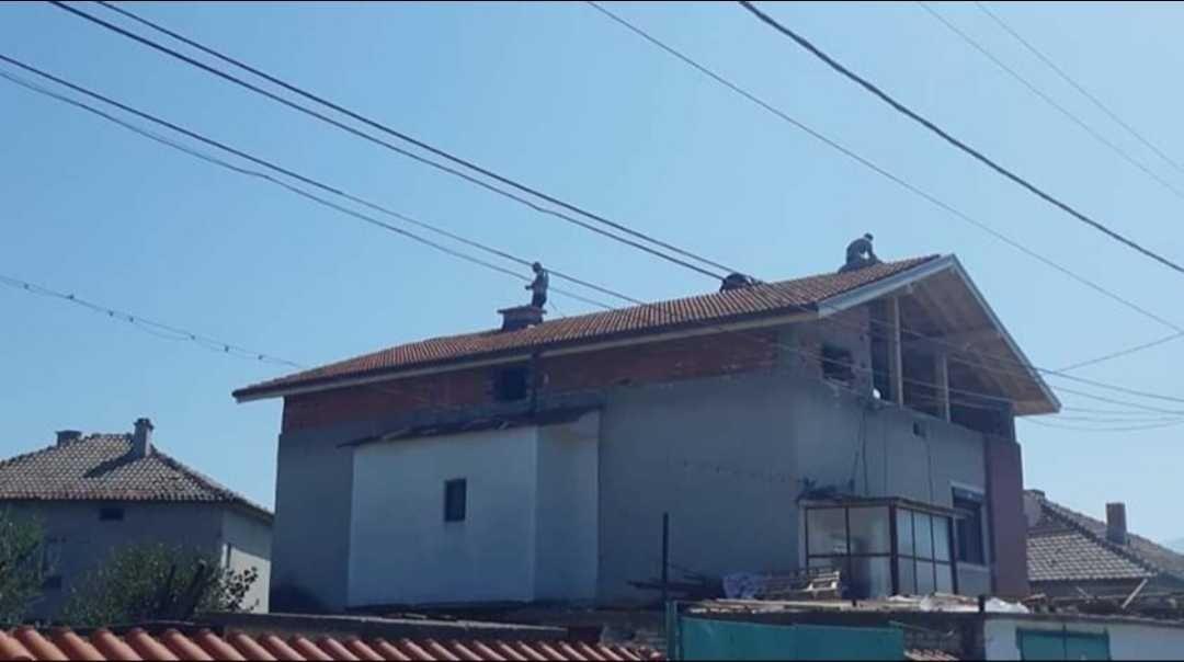 Топ оферти сега 30% намаление Ремонт на покриви