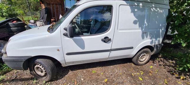 Dezmembrez Fiat Doblo