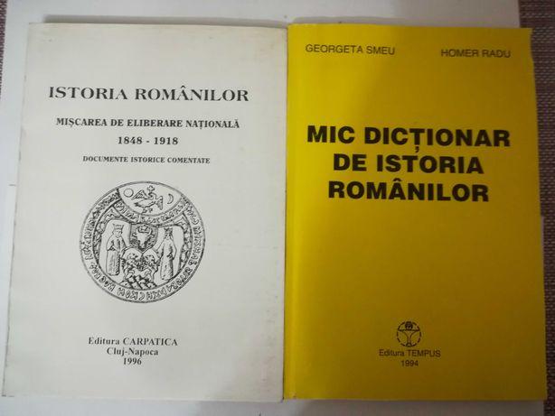 Dictionar de istorie