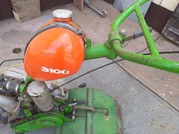 Motocultor Agria 3100 Baby
