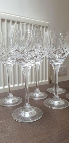 Set de 6 pahare cristal bohemia bolero design