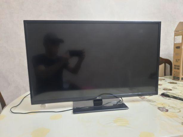 Телевизор bene почти новый