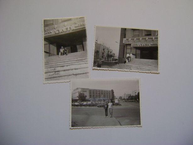 Fotografii vintage hotel Egreta din Tulcea