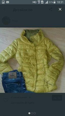 Дамско двулицево яке