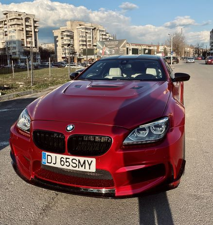 Bmw M6 F13 Coupe 750cp