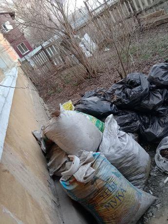Отдам строительный мусор