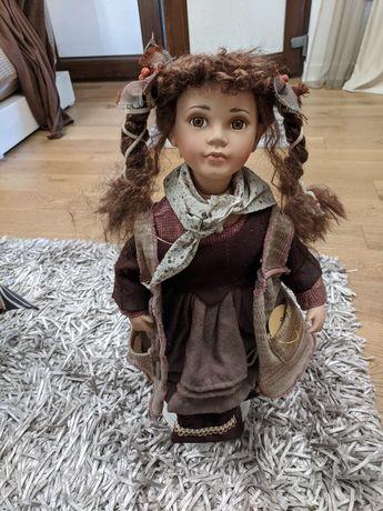 Jucărie păpușă porțelan Adele 's Puppenhaus 58 cm